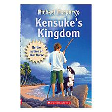 Scholastic Kensukes Kingdom Grade 6