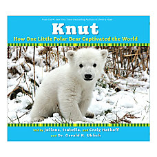 Scholastic Knut How One Little Polar