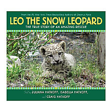 Scholastic Leo The Snow Leopard The