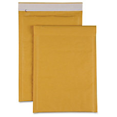 Sparco Size 00 Bubble Cushioned Mailers