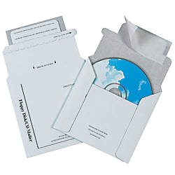 Office Depot Brand Foam Padded CD