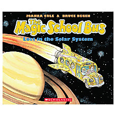 Scholastic The Magic School Bus Lost