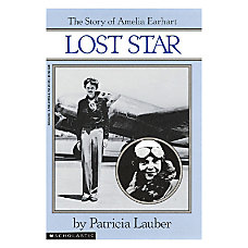 Scholastic Lost Star The Story Of