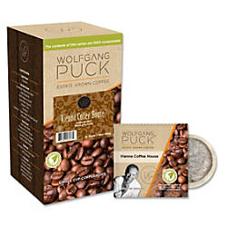 Wolfgang Puck Vienna Coffee House Single