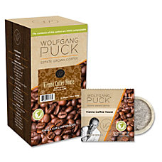 Wolfgang Puck Vienna Coffee House Coffee