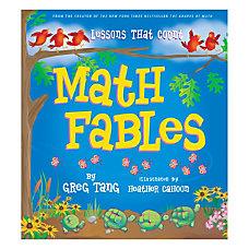Scholastic Math Fables