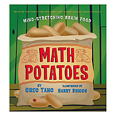 Scholastic Math Potatoes Mind Stretching Brain