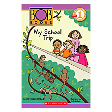 Scholastic Readers Bob Books My School