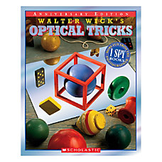 Scholastic Walter Wicks Optical Tricks 10th