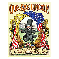 Scholastic Our Abe Lincoln