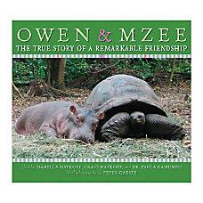 Scholastic Owen And Mzee The True