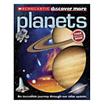 Scholastic Discover More Confident Reader Planets