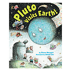 Scholastic Pluto Visits Earth