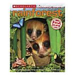 Scholastic Discover More Confident Reader Rainforest