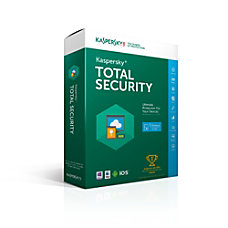 Kaspersky Total Security 5 Devices 1