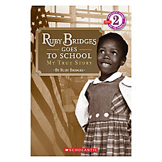 Scholastic Ruby Bridges Goes To School