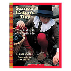 Scholastic Samuel Eatons Day A Day