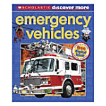 Scholastic Discover More Emergent Reader Discover