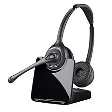 Plantronics CS520 Wireless Office Phone Headset
