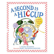 Scholastic Second Is A Hiccup