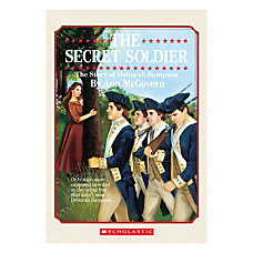 Scholastic The Secret Soldier The Story