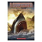 Scholastic I Survived The Shark Attacks