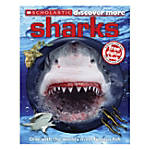 Scholastic Discover More Confident Reader Sharks