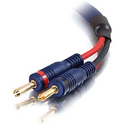 C2G 10ft 12 AWG Velocity Speaker