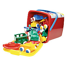 International Playthings LLC Chubbies Vehicles Bucket