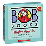Scholastic Sight Words First Grade Box