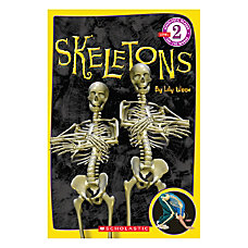 Scholastic Readers Level 2 Skeletons