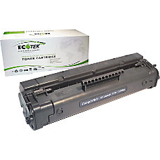 EcoTek C4092A ER Toner Cartridge Remanufactured