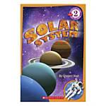 Scholastic Readers Level 2 Solar System