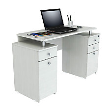 Inval Laura Standard Computer Desk 29