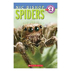 Scholastic Readers Level 2 Nic Bishop