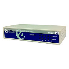 Amer SGD5 Ethernet Switch