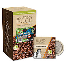 Wolfgang Puck Jamaica Me Crazy Coffee