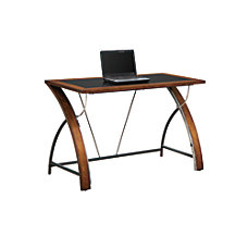 Whalen Furniture Montreal Laptop Desk 30