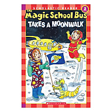 Scholastic The Magic School Bus Takes