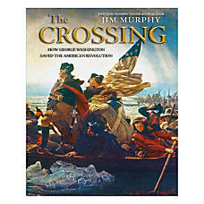 Scholastic The Crossing How George Washington
