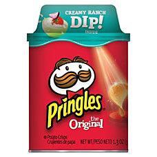 Keebler Pringles Grab And Go Potato