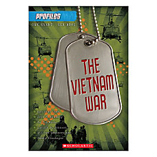 Scholastic Profiles 5 The Vietnam War