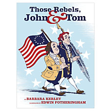 Scholastic Those Rebels John And Tom