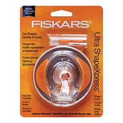 Fiskars Ultra ShapeXpress Shape Cutter