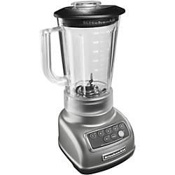 KitchenAid 5 Speed Classic Blender Silver