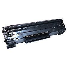 EcoTek CB435A ER Remanufactured Toner Cartridge