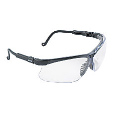 Sperian Wraparound Safety Eyewear BlackClear