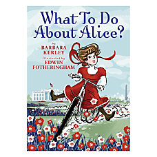 Scholastic What to Do About Alice