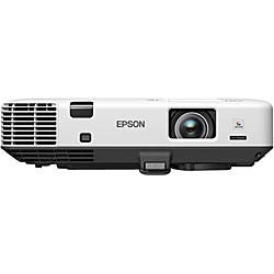 Epson® PowerLite WXGA 3LCD Projector, PD4697