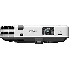 Epson PowerLite WXGA 3LCD Projector PD4697